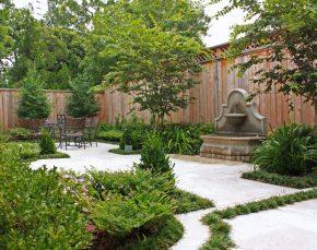 fountain-backyard