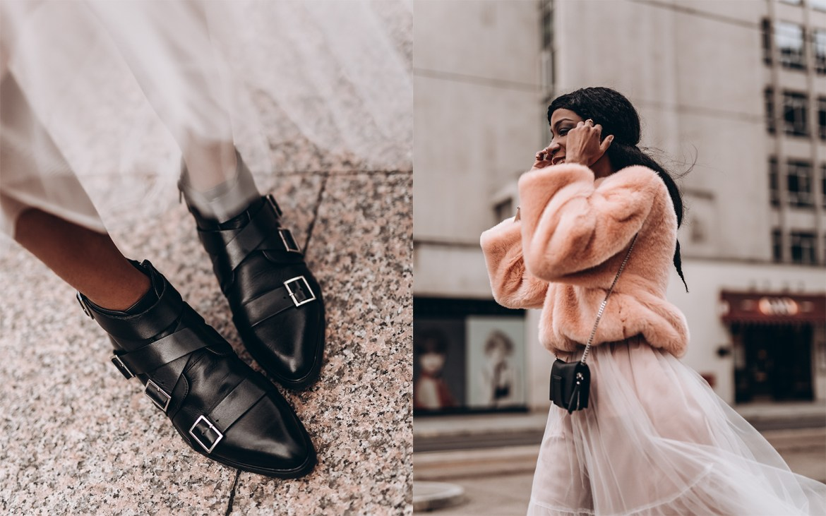 French Connection Alisa Multi Buckle Ankle Boots