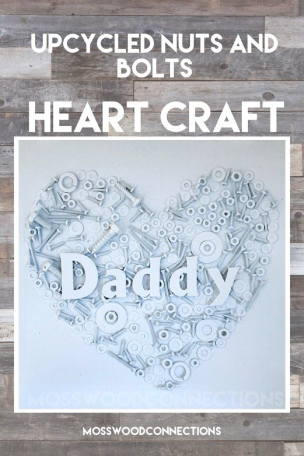 DIY Fathers Day Gift. Dads are notoriously difficult to shop for, but there's no way he won't appreciate a homemade Father's Day gift