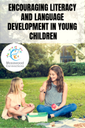 ENCOURAGING LITERACY AND LANGUAGE DEVELOPMENT IN YOUNG CHILDREN