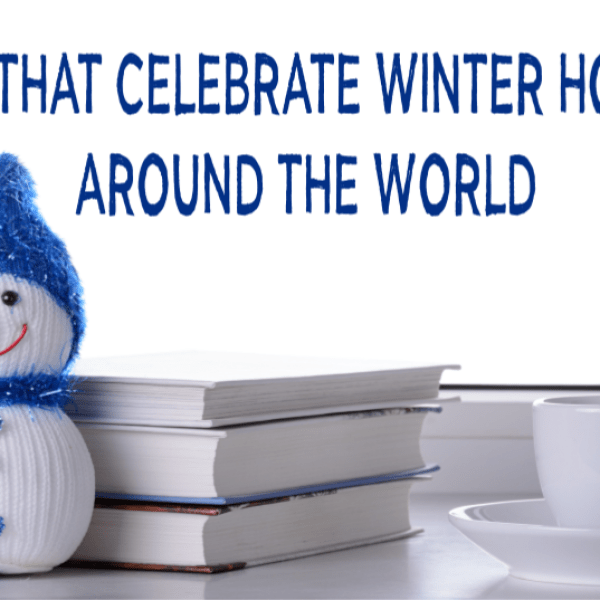Gift Ideas for Kids: Books that Celebrate Winter Holidays Around the World
