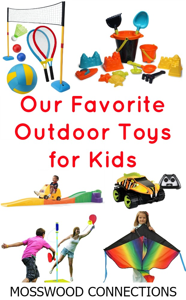 Gift Ideas for Kids: 12 of Our Favorite Outdoor Toys for Kids