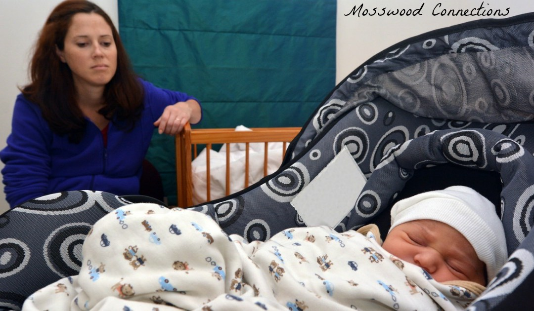Paying Back by Paying it Forward & Helping New Mothers
