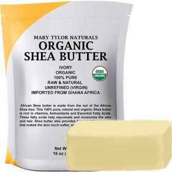 Shea Butter for Beard Butter Recipe