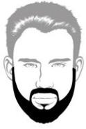 Beard Types - Full Beard - Mossy Beard