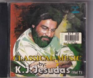 Classical Music by KJ Yesudas Vol. 7 - www.mossymart.com