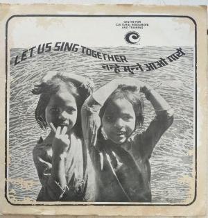 Let us sing together LP Vinyl Record www.mossymart.com