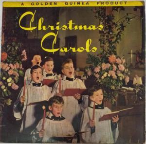 Christmas Carols LP Vinyl Record www.mossymart.com