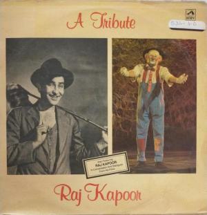 Hits from Raj Kapoor Starrer Films LP Vinyl Record www.mossymart.com