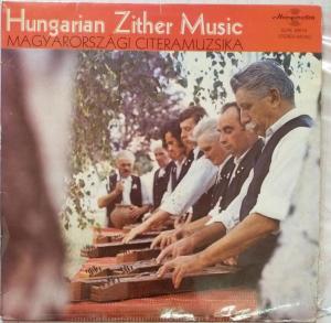 Hungarian Zither Music LP VInyl Record www.mossymart.com