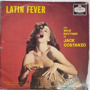 Latin Fever LP Vinyl Record www.mossymart.com