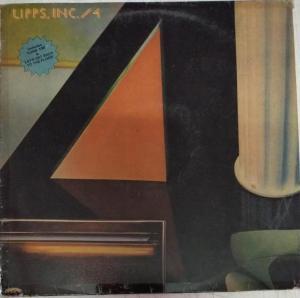 Lipps.INC 4 LP vinyl Record www.mossymart.com