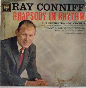 Ray Conniff Rhapsody In Rhythm LP Vinyl Record www.mossymart.com