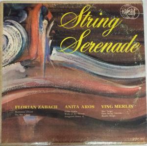 String Serenade LP Vinyl Record www.mossymart.com