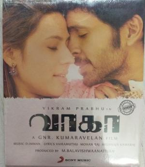 Vaaga Tamil Film Audio CD by D Imman www.mossymart.com