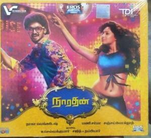 Naaradhan Tamil Film Audio CD by Mani sarma www.mossymart.com