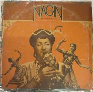 Nagin Hindi Film LP Vinyl Record by Hemant Kumar www.mossymart.com