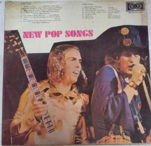 New Pop Songs English LP Vinyl Record www.mossymat.com