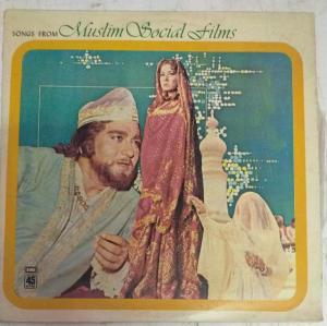 Songs From Muslim Social Films LP VInyl Record www.mossymart.com
