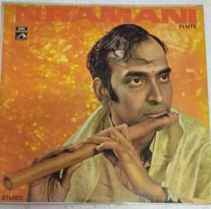 Classical Instruments Flute LP Vinyl Record by N Ramani www.mossymart.com