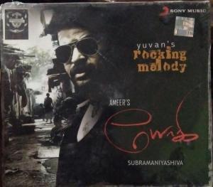 Yogi Tamil FIlm Audio CD by Yuvanshankar raja www.mossymart.com
