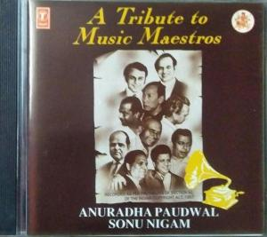 A Tribute to Music Maestros Hindi Film Audio CD www,mossymart.com