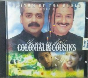 Colonial Cousins Hindi FIlm HIts Hariharan songs Hindi Audio CD www.mossymart.com 1