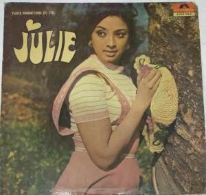 Julie Hindi Film LP Vinyl Record by Rajesh Roshan www.mossymart.com