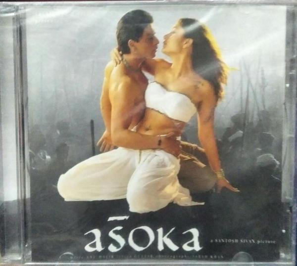 Asoka Hindi Film Audio CD www.mossymart.com 1