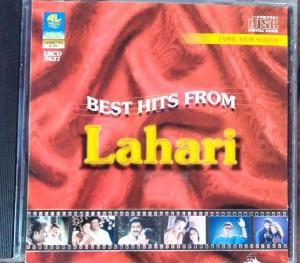 Best Hits from Lahari - Tamil Audio CD - www.mossymart.com