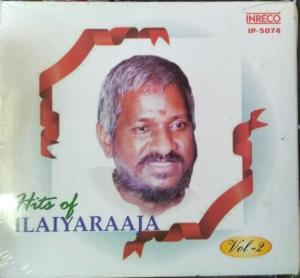 Hits of Ilayaraaja Vol-2 - Tamil Audio CD - www.mossymart.com