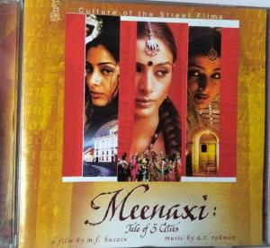 Meenaxi Hind Film Audio CD by AR Rahman www.mossymart.com 1