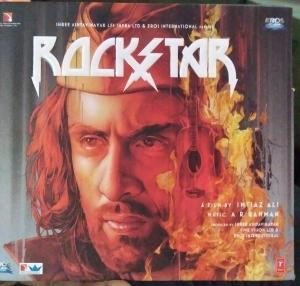 Rockstar - Hindi Audio CD by A.R. Rahman - www.mossymart.com