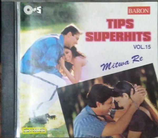 Tips Superhits Hindi Film Audio CD Vol 15 www.mossymart.com 2