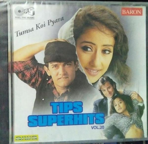 Tips Superhits Vol 20 Hindi Film hits Audio CD www.mossymart.com 2