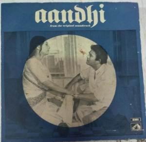 Aandhi Hindi Film EP Vinyl Record by R D Burman www.mossymart.com 2