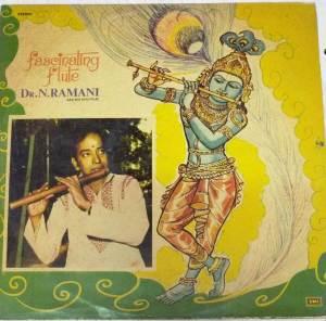 Fascinating Flute Instrumental LP VInyl Record by Dr N Ramani www.mossymart.com 1