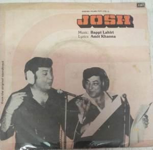 Josh Hindi Film EP Vinyl Record by Bappi Lahiri www.mossymart.com 1