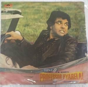 Professor Pyarelal Hindi Film EP Vinyl Record by Kalyanji Anandji www.mossymart.com 2