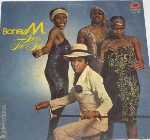 Boney M English LP Vinyl Record www.mossymart.com 5