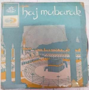Haj- Mubarak Urdu Islamic EP Vinyl Record by Mami Bhachu www.mossymart.com 2