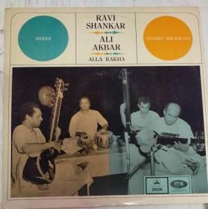 Instrumental Sitar and Sard LP Vinyl Record by Ravi shankar - Ali Akbar Khan www.mossymart.com 2