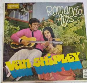 Romantic Airs by Vn Shipley The man with Golden Guitar LP VInyl Record www.mossymart.com 2