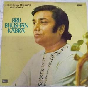 Scaling New Horizons with Guitar LP Vinyl Record by Brij Bhushan Kabra www.mossymart.com 1