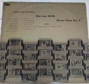 Thirai Isai Kuviyal Hits from MGR Starrer films vol 2 Tamil LP Vinyl Record www.mossymart.com 1