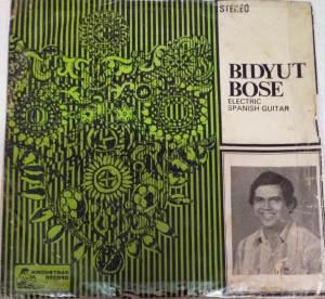 Bidyut Bose Electric Spanish Guitar Instrument EP Vinyl Record www.mossymart.com 1