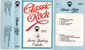 Classic Rock English Album ( western music) Audio Cassette www.mossymart.com 1