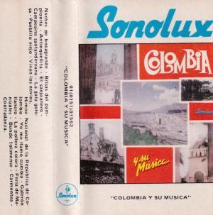 Colombia Y Su Musica English album Audio Cassette www.mossymart.com 1