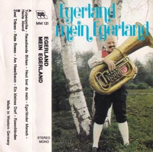 Egerland Mein Egerland English album Audio Cassette www.mossymart.com 1