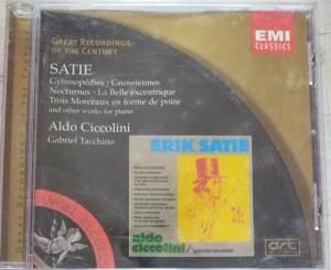 Erik Satie - Aldo Ciccolini English Film Audio CD www.mossymart.com 1
